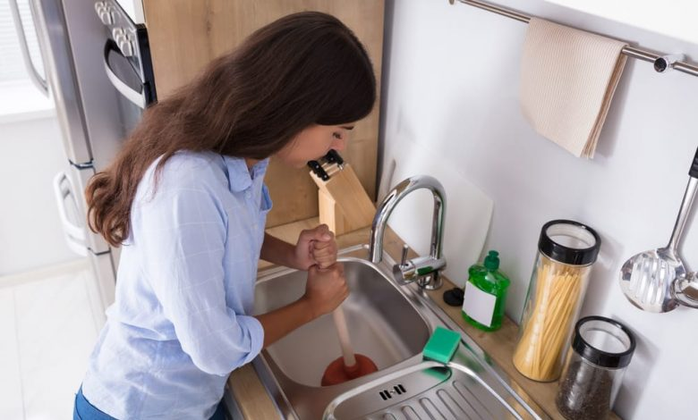 Photo of 5 Really Easy Ways to Unblock Your Drains