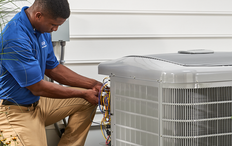 How to handle issues of heating system