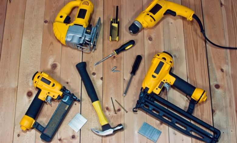 Essential power tools for home use